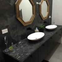 Ensuite in Granite