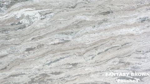 Fantasy Brown Quartzite Granite