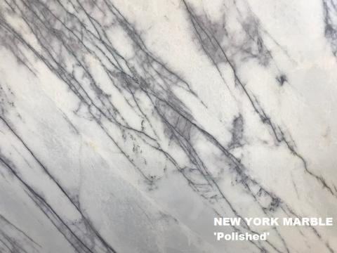 New York Marble - Polished