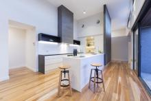 Quantum Quartz Kitchen